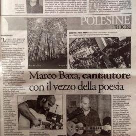 Il Gazzettino - 25 Ottobre 2014