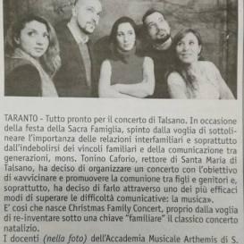 TarantoSera – 28 Dicembre 2016